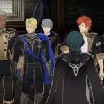 Fire Emblem: Three Houses Blue Lions Screenshot