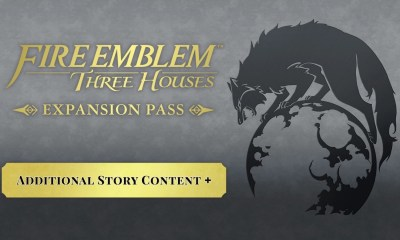 Fire Emblem: Three Houses Expansion Pass Screenshot