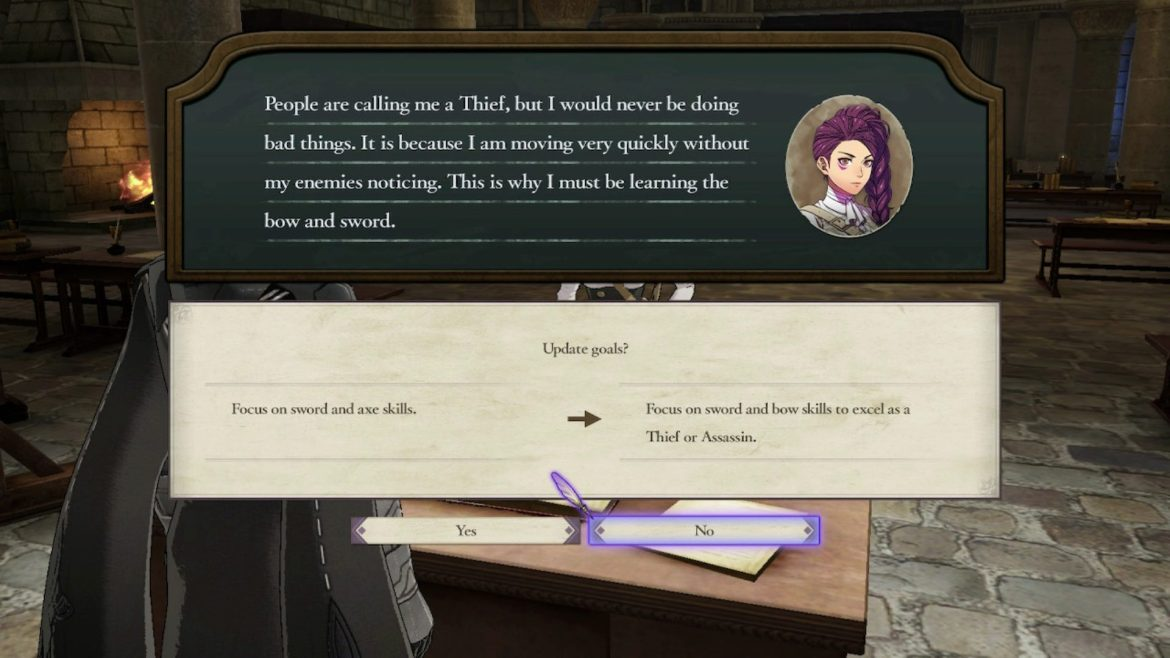 Fire Emblem: Three Houses Review Screenshot 3