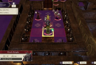 Fire Emblem: Three Houses The Underground Chamber Screenshot