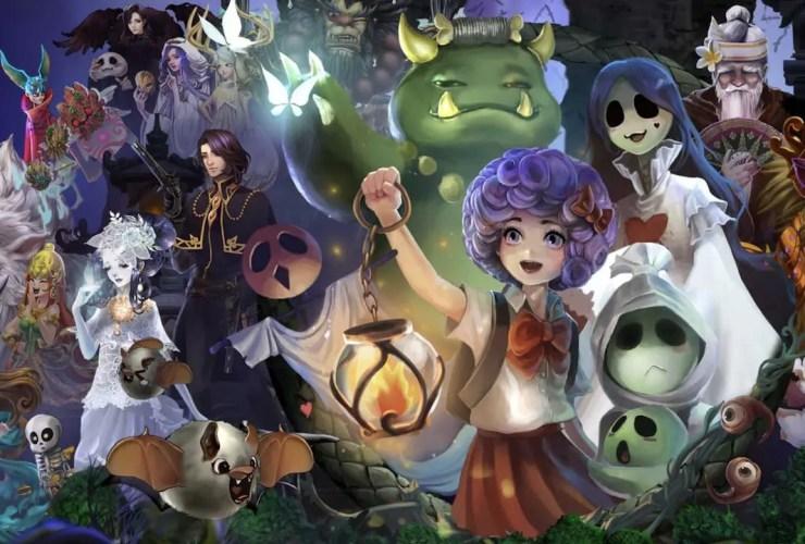 Ghost Parade Key Art