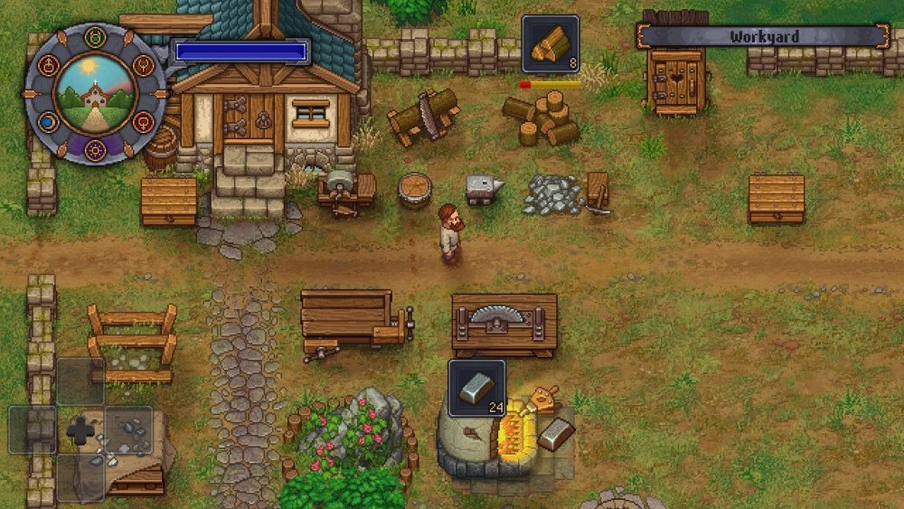Graveyard Keeper Review Screenshot 6