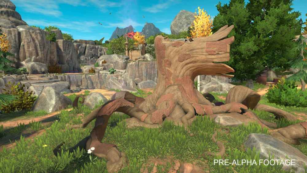 Ice Age: Scrat's Nutty Adventure Pre-Alpha Screenshot 1