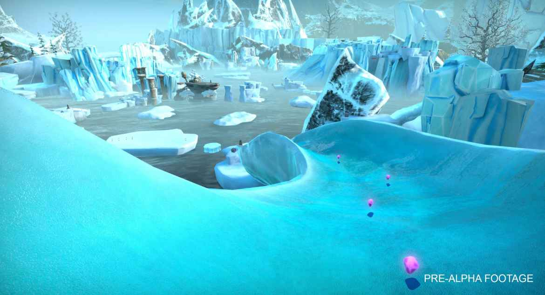 Ice Age: Scrat's Nutty Adventure Pre-Alpha Screenshot 3