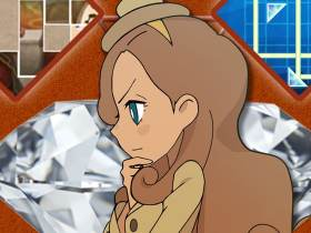 Layton's Mystery Journey Deluxe Edition Switch Image