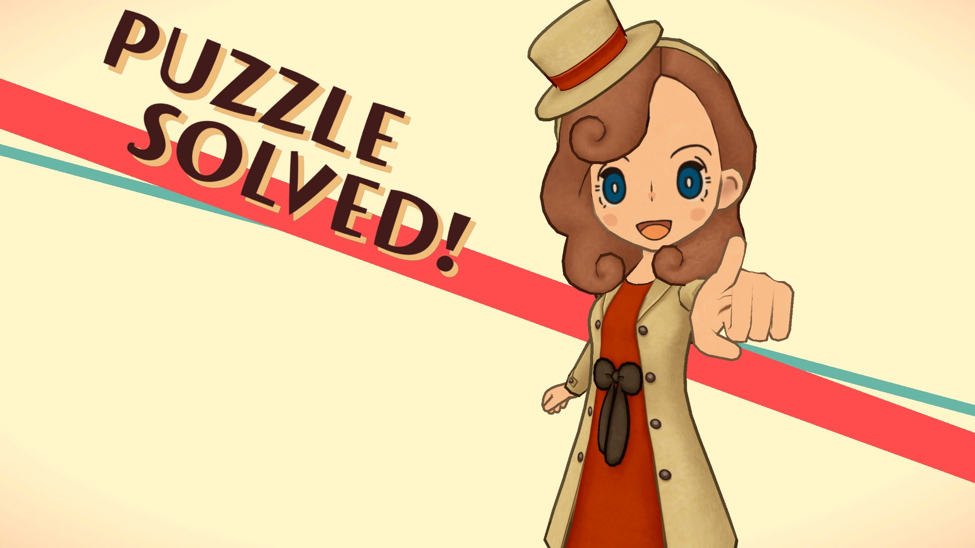 Layton's Mystery Journey: Katrielle and the Millionaires' Conspiracy Deluxe Edition Switch Screenshot 8
