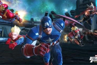 Marvel Ultimate Alliance 3: The Black Order E3 2019 Screenshot