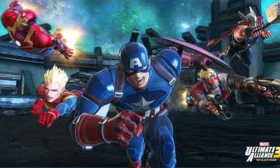 Marvel Ultimate Alliance 3: The Black Order E3 2019 Screenshot