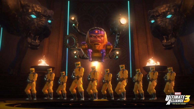 Marvel Ultimate Alliance 3: The Black Order Review Screenshot 3