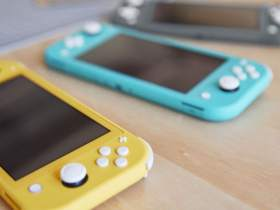 Nintendo Switch Lite Photo