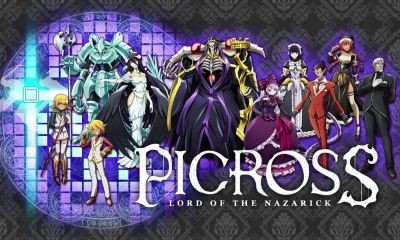 Picross Lord Of The Nazarick Logo