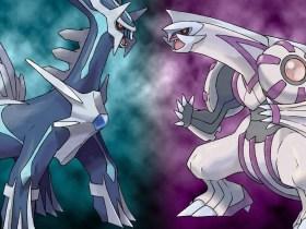 Pokémon Diamond And Pearl Key Art