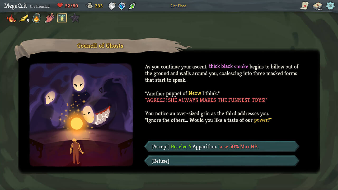Slay The Spire Review Screenshot 3