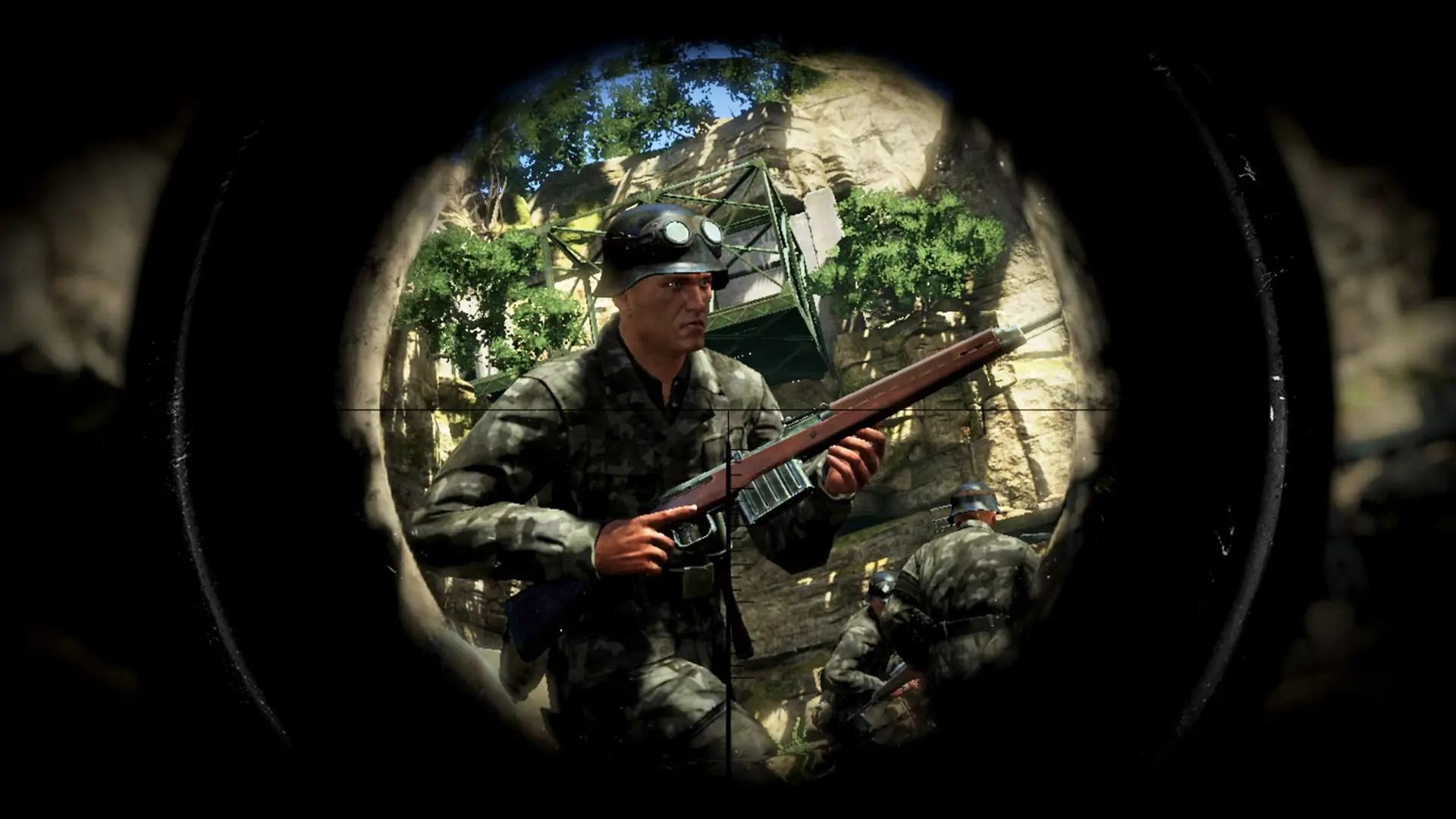 Sniper Elite 3 Ultimate Edition Nintendo Switch Screenshot 1