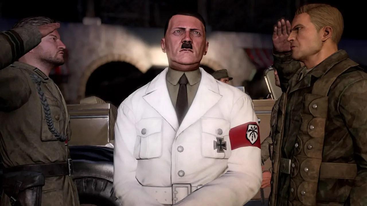 Sniper Elite 3 Ultimate Edition Nintendo Switch Screenshot 3