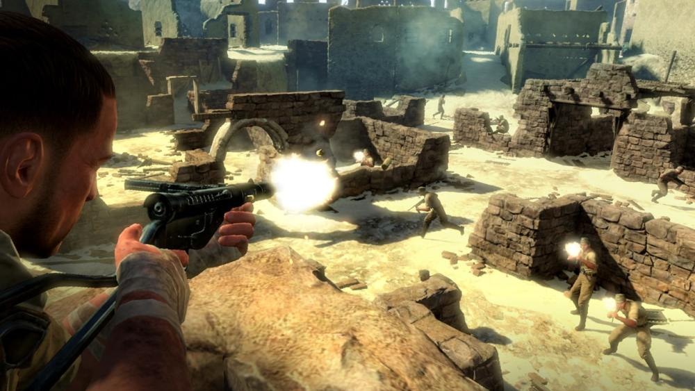 Sniper Elite 3 Ultimate Edition Nintendo Switch Screenshot 4