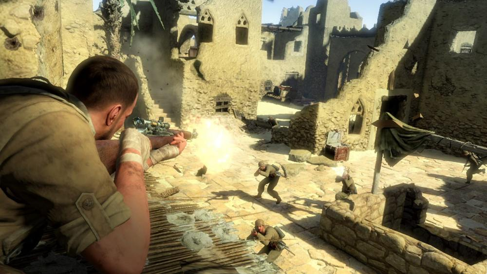 Sniper Elite 3 Ultimate Edition Nintendo Switch Screenshot 5