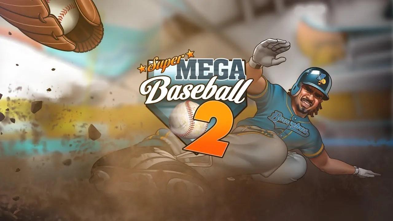 Super Mega Baseball 2: Ultimate Edition Logo