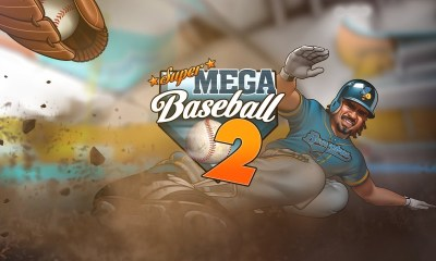 Super Mega Baseball 2: Ultimate Edition Logo