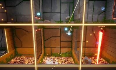 Wreckin' Ball Adventure Screenshot
