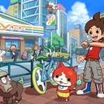 Yo-Kai Watch 1 Key Art