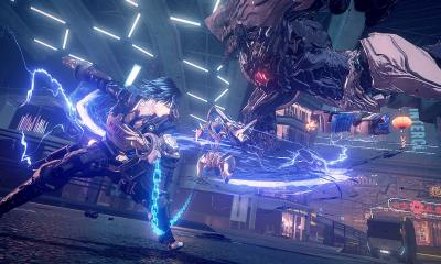 Astral Chain Review Screenshot