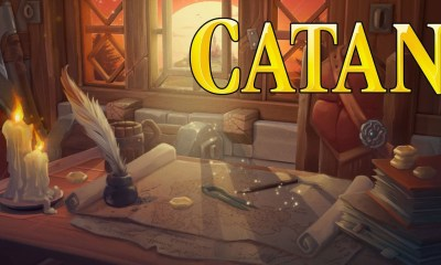 Catan Review Header