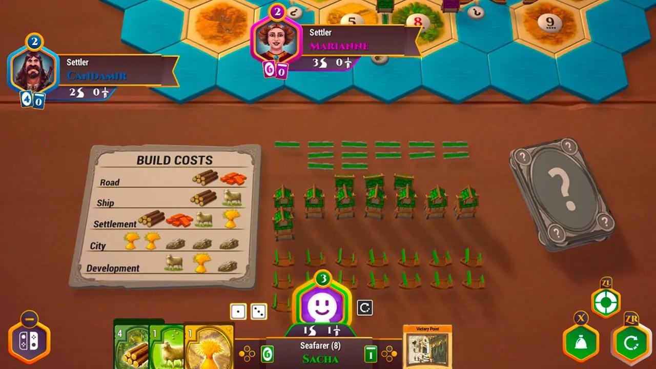 Catan Review Screenshot 2