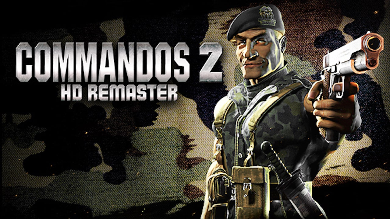 Commandos 2 HD Remaster Logo