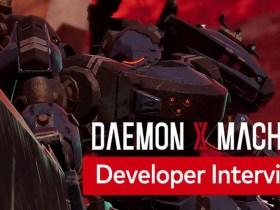 Daemon X Machina Developer Interview Image