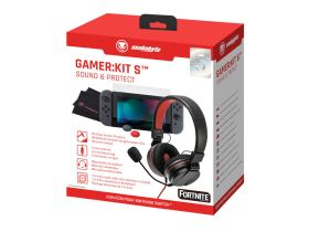Gamer:Kit S Sound And Protect Nintendo Switch Accessories Photo