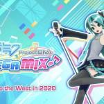 Hatsune Miku: Project DIVA Mega Mix Logo