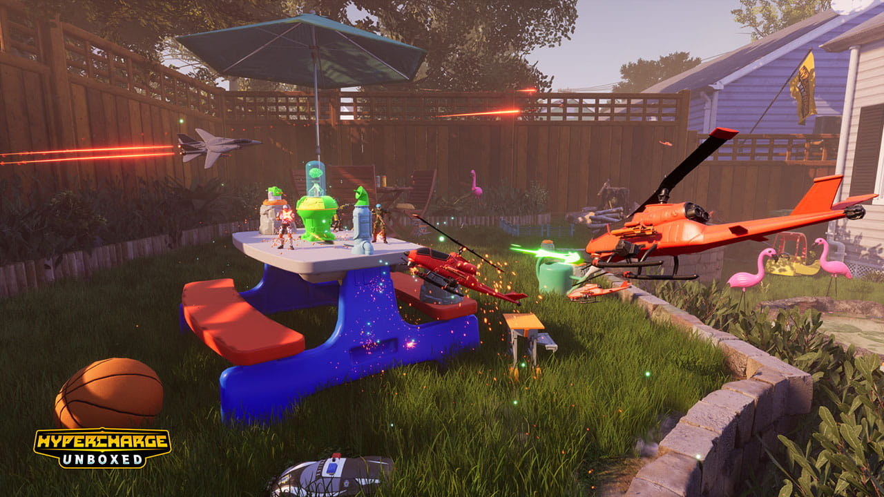 HyperCharge Unboxed Screenshot