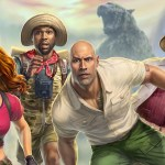 Jumanji: The Video Game Box Art