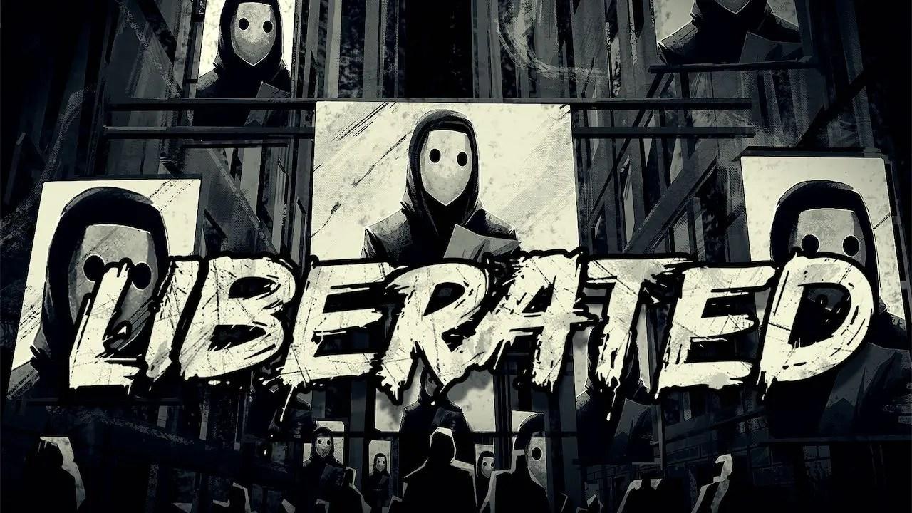Liberated Logo