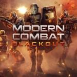 Modern Combat Blackout Review Header