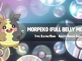 Morpeko Pokémon Sword And Shield Screenshot