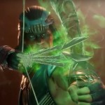 Mortal Kombat 11 Nightwolf Screenshot