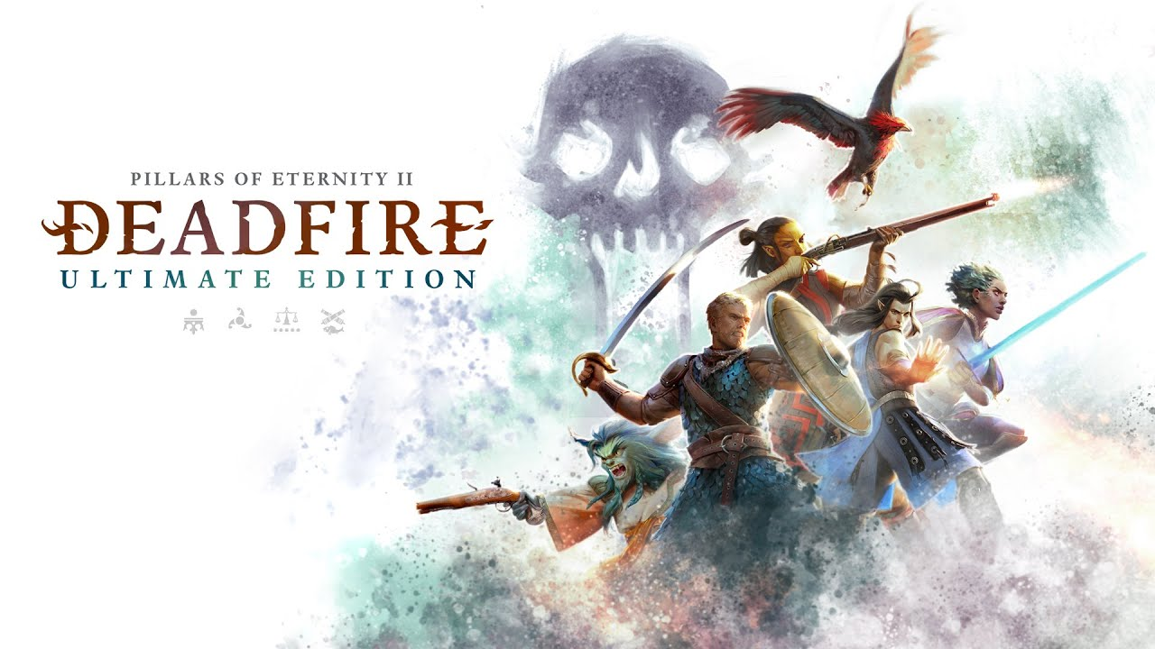 Games Coming To Switch 2020.Pillars Of Eternity Ii Deadfire Ultimate Edition Coming To