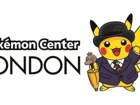 Pop-Up Pokémon Center London Logo