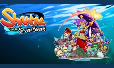 Shantae And The Seven Sirens Logo