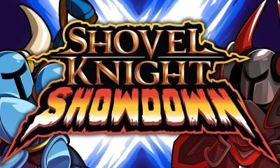 Shovel Knight Showdown Logo
