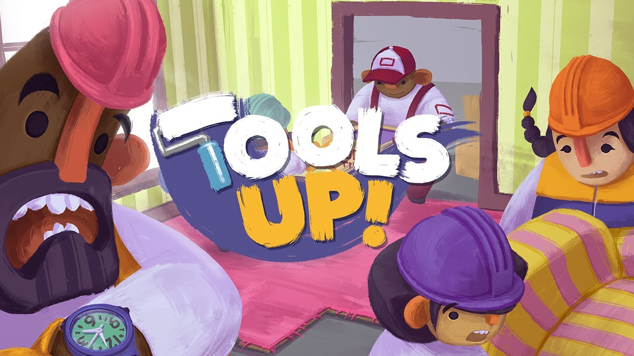 Renovate Apartments With Your Friends In Tools Up! On