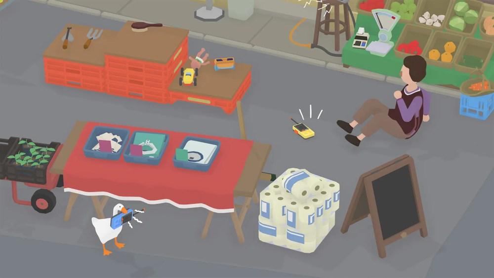 Untitled Goose Game Screenshot 9