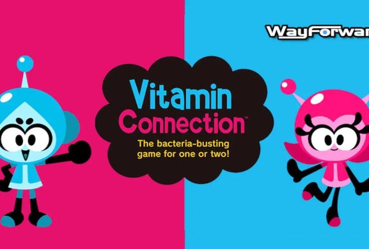 Vitamin Connection Logo