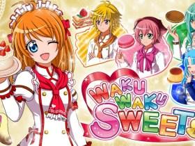 Waku Waku Sweets Logo