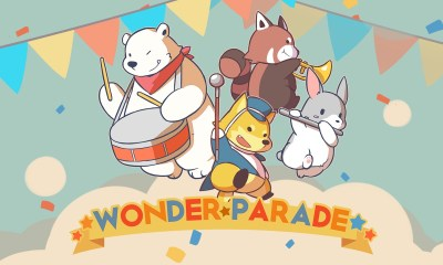Wonder Parade Logo
