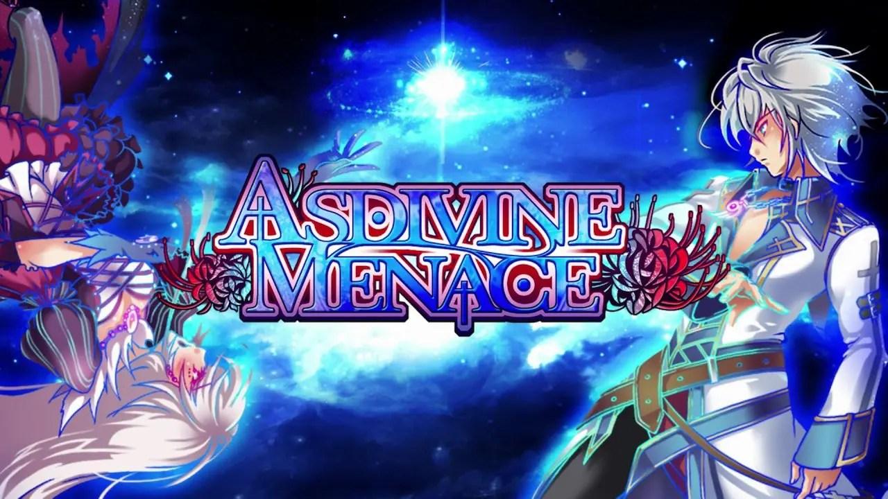 Asdivine Menace Logo