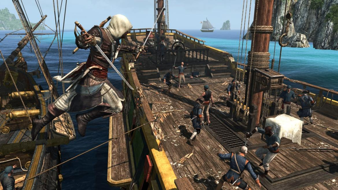 Assassin's Creed: The Rebel Collection Screenshot 2