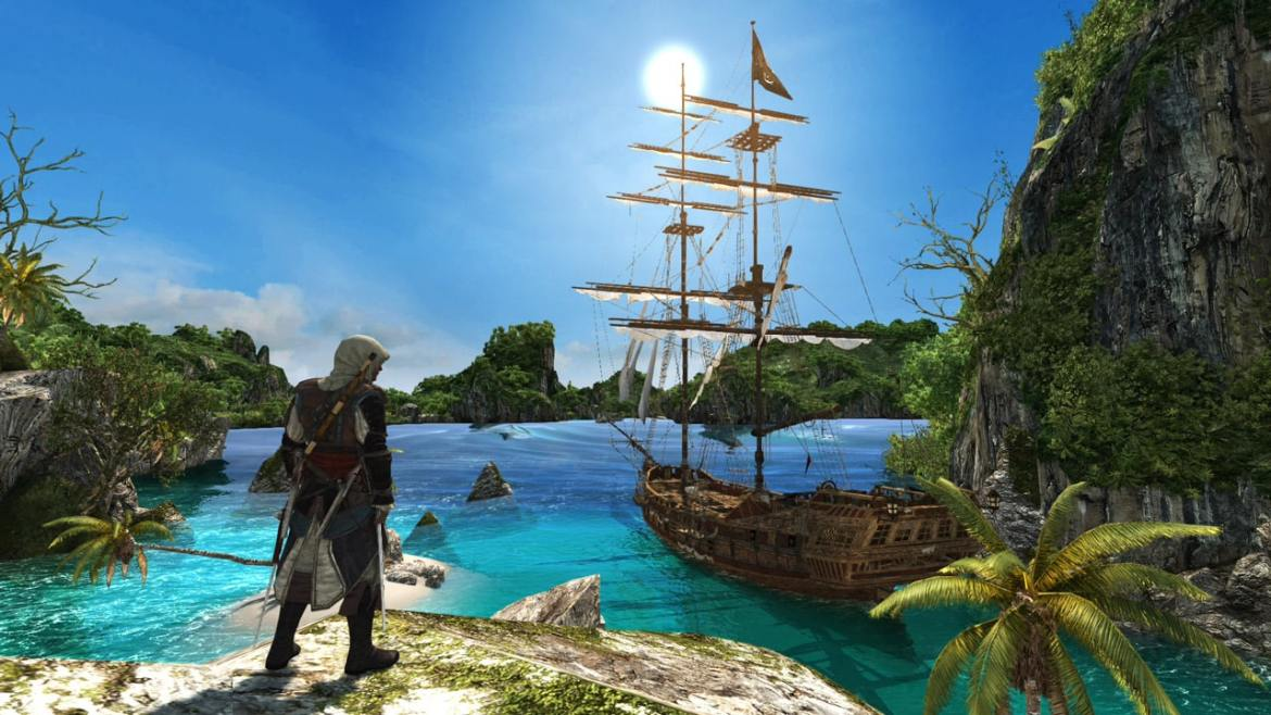 Assassin's Creed: The Rebel Collection Screenshot 3